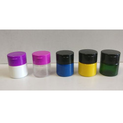 15 ML-10 ML LIP Balm PET Jar With Fliptop