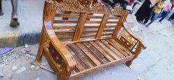 Assam wood Teak Wooden Furniture, Warranty: 5year