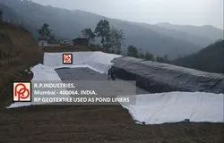 Non Woven Geotextile for Pond Liners