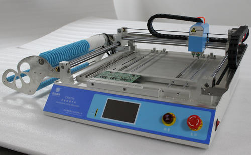 SMT  Pick and Place Machine, CHMT36