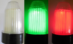 Ulive systems LED Tower Lamp - Dual Color, Shape: Round, 5 W and Below