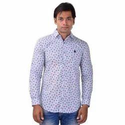Slim Fit Designer Shirt
