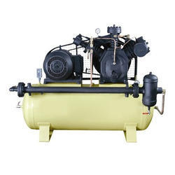 Portable Air Cooled Compressor