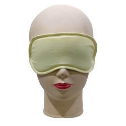 Yellow Sleeping Mask