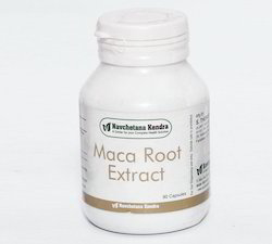 Maca Root Extract Capsules
