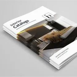 A4 Size Advertising Brochure