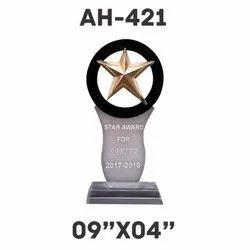 AH - 421 Acrylic Trophy