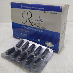 Regain Hair Regrowth Treatment Capsules
