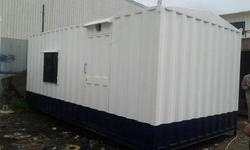 Rented Portable Cabin