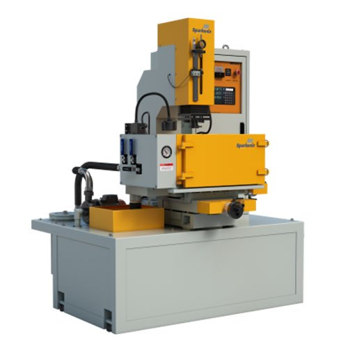 S 35 Micro/Manual Electric Discharge Machine