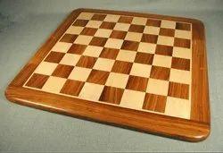 Sheeshamwood Rosewood Chess Board