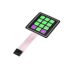 Membrane Keypad for Controller