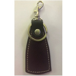 Leather Keychain For Promotions