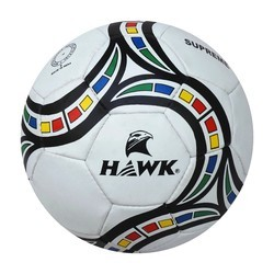 Rubberized Hawk Supreme Football