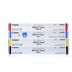 Canon NPG 67 Toner Cartridge