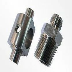 CNC Machining Lathe Parts