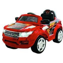 Red Battery Operated Licensed Racing Car, for kids