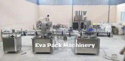 Fully Automatic Liquid Filling Machine