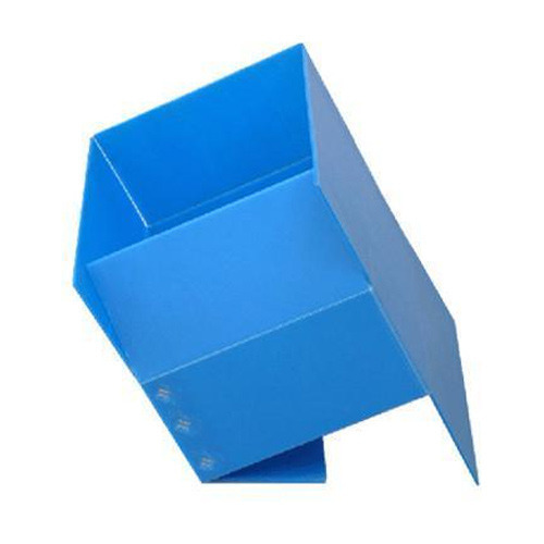 Reusable Polypropylene Box