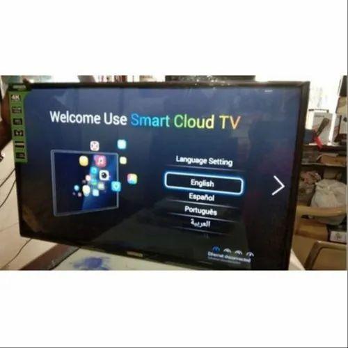 Wall Mounted 1080 P New Aiwa Smart Led Tv, 3 sec, Screen Size: 42 Inch