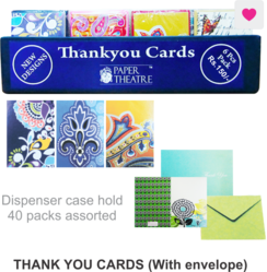 Thank You Card With Envelopes