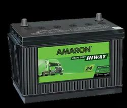 Amaron Batteries for Heavy Duty Commercial Vehicles