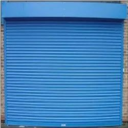 Mild Steel Remote Operated Rolling Shutter