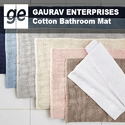 Cotton Bathroon Mats