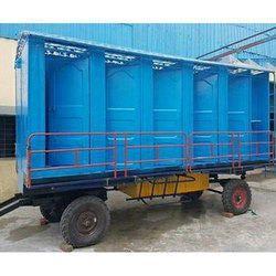Mobile Toilet Van 10 Seater