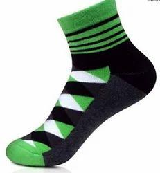 D.grey Milenach Ankle Socks, Size: 26