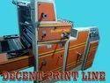 Double Colour Printing Machine