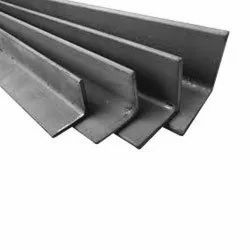 L Shaped Mild Steel Angle, For Construction, Size: 25 X 3, 200 X 12 Mm