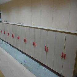 Office Wooden Interior Work
