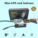 Personal Tracker With GPS Tracking System