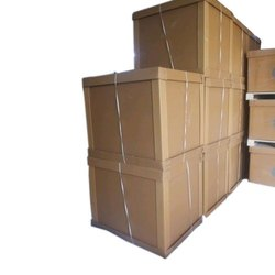 Triple Wall 7 Ply 30 Kg Industrial Corrugated Packing Box