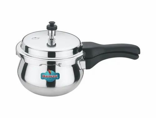 Aluminium Handi Cooker For Kitchen Were