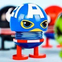 Plastic Superhero Toys