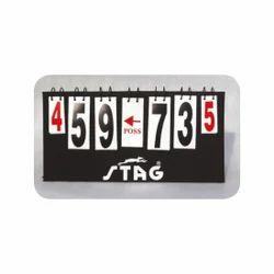 Basketball Scoreboard Stag 4018