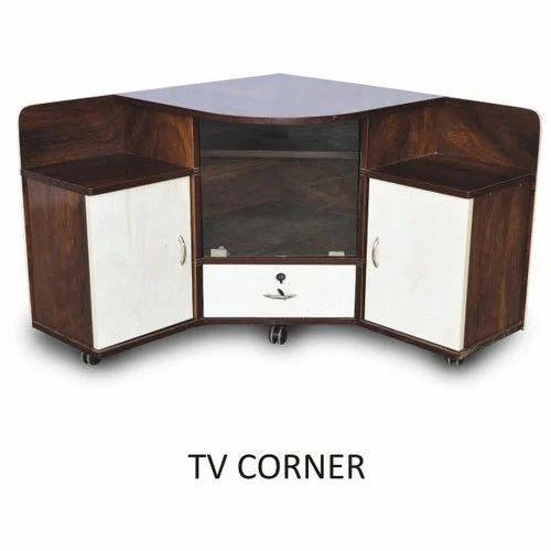 Wood Tv Corner Rs 4500 Piece Shree Impex The Furniture Mall Id