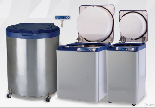 Liquid Nitrogen Containers - Cryocan Manufacturer from Pune