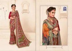 Rachna Pashmina Suraiya Catalog Saree Set For Woman 4