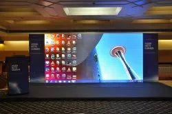 TV LED Wall on hire, Delhi
