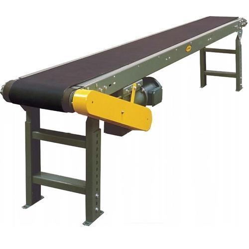 Manual Flat Belt Conveyor Length 1 10 Feet Rs 20000