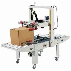 Case sealing machine