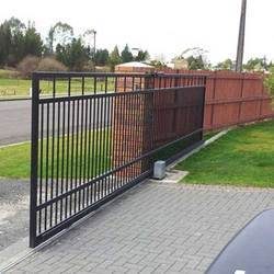Stainless Steel Sliding Gate