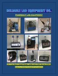 Degree Pharmacy Lab Instruments