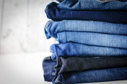 Indigo Denim Fabric