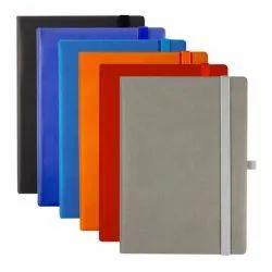 A5 Elastic Notebook