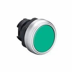 Green Yellow Blue Black 22mm Push Button Actuator Spring Return Red