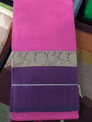 Handmade Pure Cotton Saree